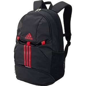 adidas(アディダス) デイパック ADP23BKR 黒×赤