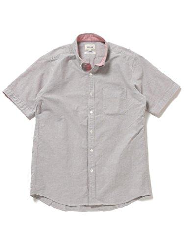 (ビームス) BEAMS/オックスフォード ショートスリーブ ボタンダウンシャツ BROWN M 11010787803