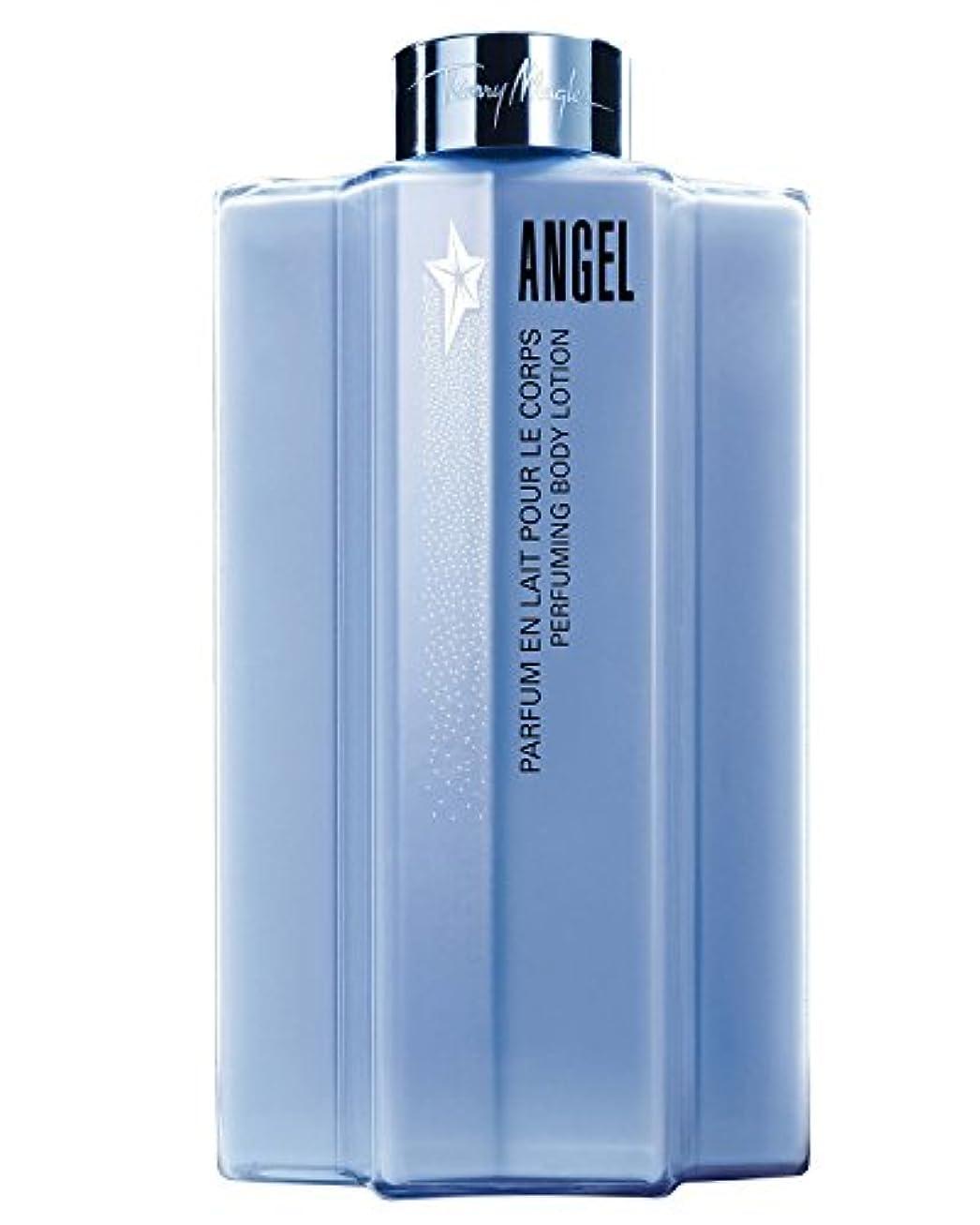 日帰り旅行に一節必須テュエリーミュグレー エンジェルボディローション 200ml THIERRY MUGLER ANGEL BODY LOTION [並行輸入品]