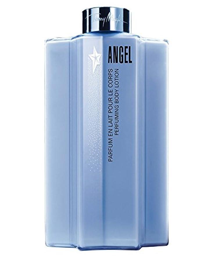 傾向がある幸運なことに蓄積するテュエリーミュグレー エンジェルボディローション 200ml THIERRY MUGLER ANGEL BODY LOTION [並行輸入品]