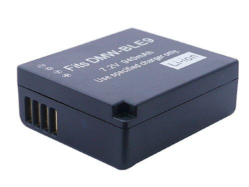 Panasonic DMW-BLE9 対応 DMC-GF3 DMC-GF5 対応 (DMW-BLE9 互換バッテリー)