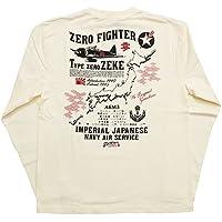(スイキョウ)粋狂 長袖 Tシャツ 抜染プリント 「冷戦~Pride of JAPAN~」 SYLT-163