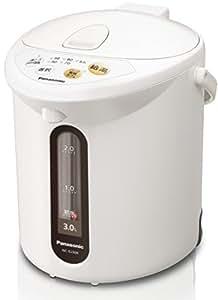 パナソニック マイコン沸騰ジャーポット 3.0L ホワイト NC-EJ304-W