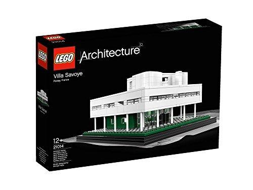 LEGO レゴ アーキテクチャー サヴォア邸 21014 [並行輸入品]