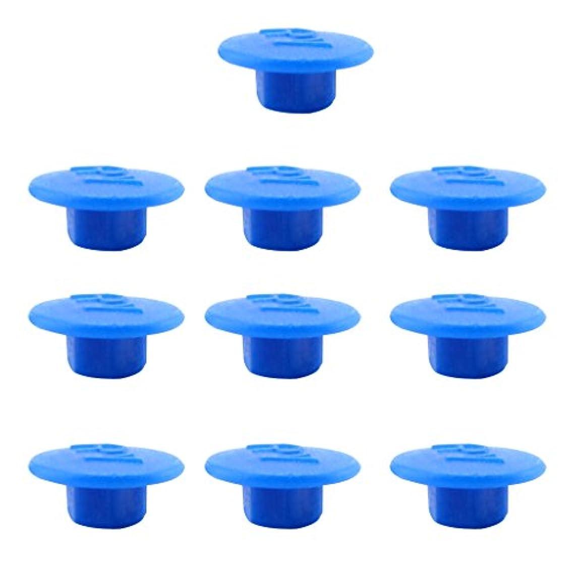 構成するいつ天才T TOOYFUL 全5色 ヘッドセット カバー キャップ 保護 簡単インストール 六角 M5 10個