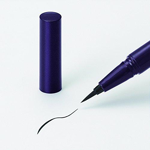 ヒロインメイクSP スムースリキッドアイライナースーパーキープ01/漆黒ブラック 0.4ml (お湯落ちタイプ)