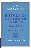 Histry Law of Chty 1532-1827 (Cambridge Studies in English Legal History)
