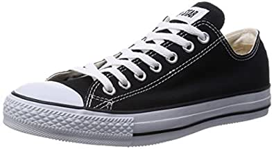 [コンバース] CONVERSE CANVAS ALL STAR OX M9166 BLACK (ブラック/US3(22cm))