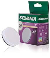Sylvania ToLEDo Microlynx GX53 3W Frosted Illumination System - 3W 3000K
