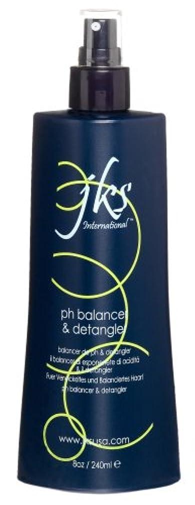 耐えられる花に水をやるシーフードJKS JKSのPhバランサとDetangler、8オンスボトル 8オンス