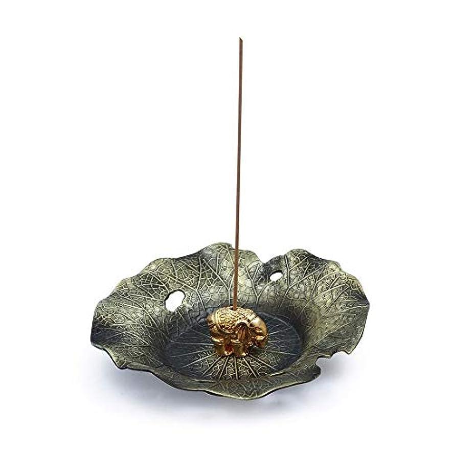 花嫁守銭奴修正するhougoo Elephant Incense Burner and Incense Holder (スティック/Cone Incense)