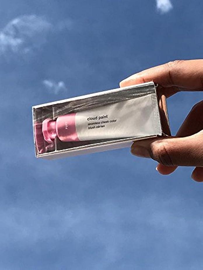 焼くありがたい鬼ごっこGlossier グロッシアー Cloud Paint クラウドペイント クリームチーク 4色選べる (Puff)