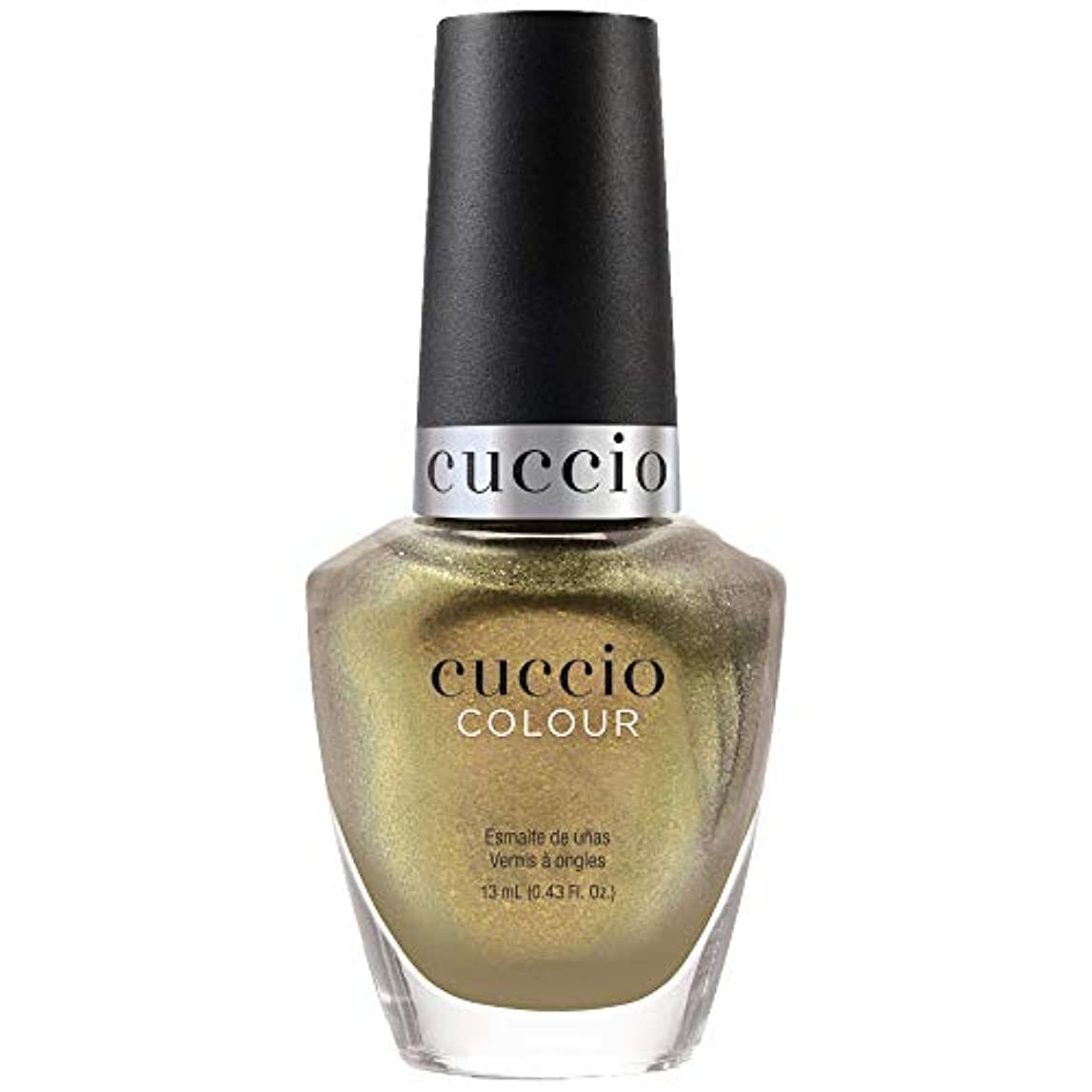 貫入コントロール特徴づけるCuccio Colour Nail Lacquer - Tapestry Collection - You're Sew Special - 13 mL / 0.43 oz
