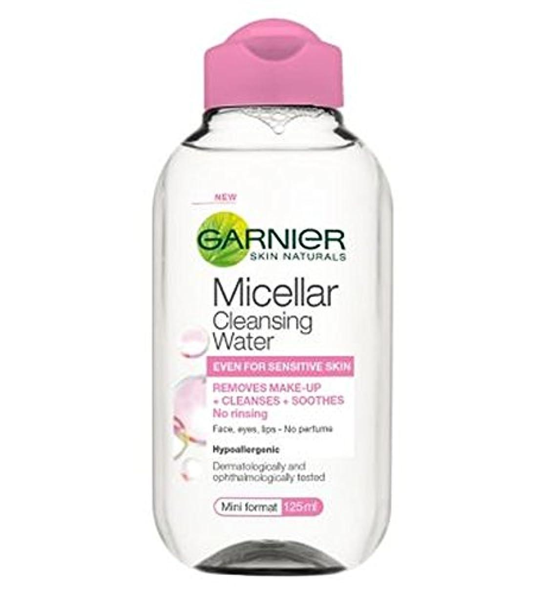 泳ぐ普及ブラケットガルニエミセル洗浄水125ミリリットル (Garnier) (x2) - Garnier Micellar Cleansing Water 125ml (Pack of 2) [並行輸入品]