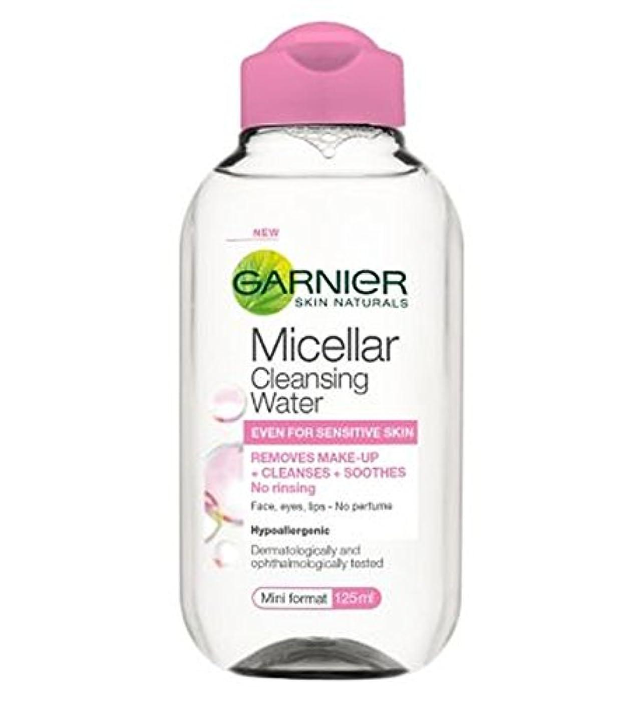 ホストジョージハンブリー取るに足らないガルニエミセル洗浄水125ミリリットル (Garnier) (x2) - Garnier Micellar Cleansing Water 125ml (Pack of 2) [並行輸入品]