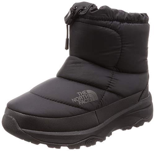 [ザ・ノース・フェイス] ブーツ Nuptse Bootie WP VI Short メンズ TNFブラック US 5(23 cm)