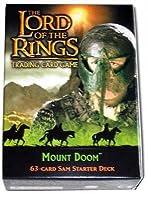 Lord Of The Rings Tcg - Mount Doom Starter Deck Sam - 63C