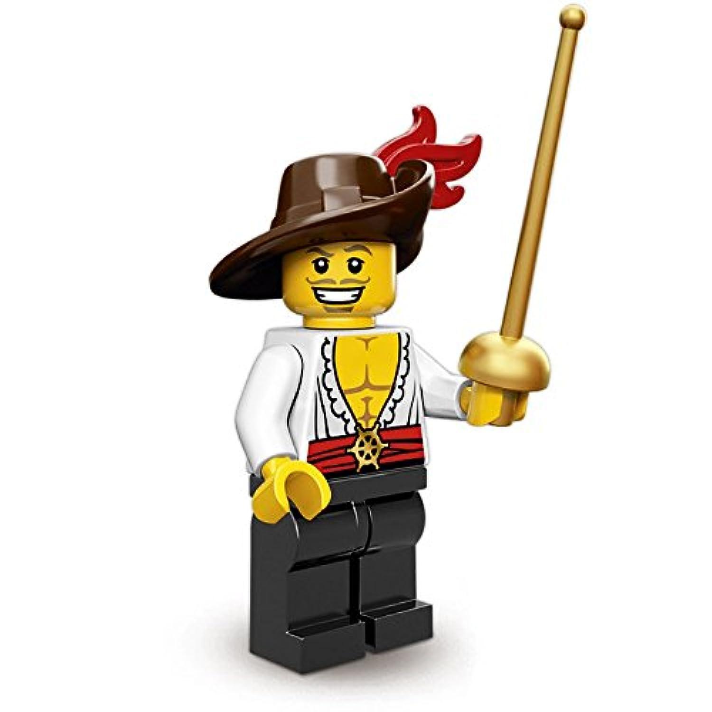 【ブロック-ミニフィグ】 71007-13 レゴ ミニフィギュア シリーズ12 剣士 / LEGO Minifigures Series 12 Swashbuckler[ヘッダー付パッケージ仕様]
