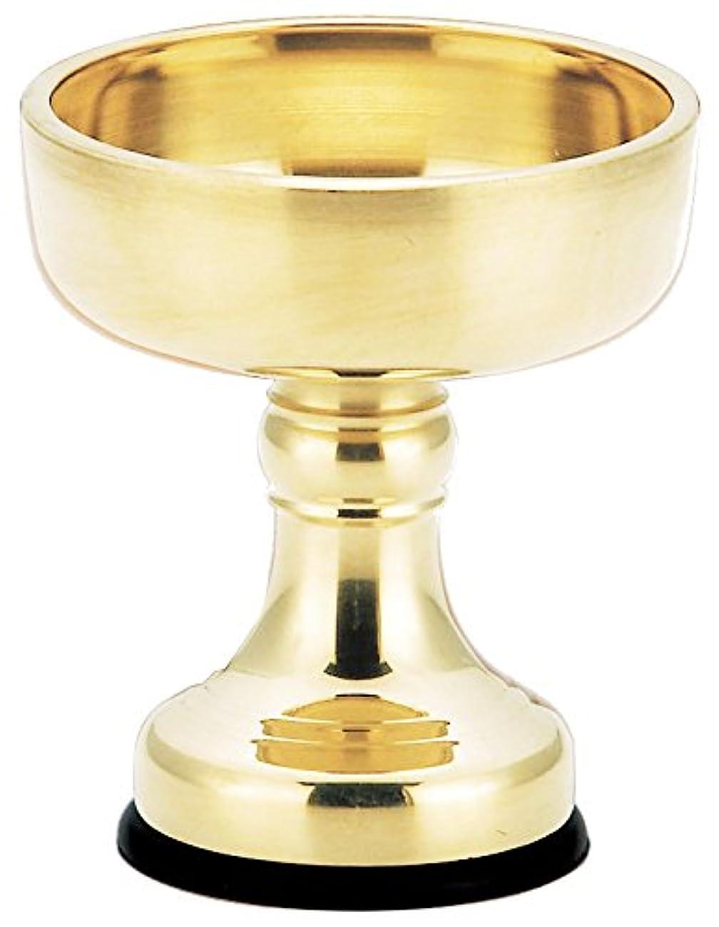 感動する幸運な宮殿マルエス 御仏具 唐仏器 NO.10 ゴールド