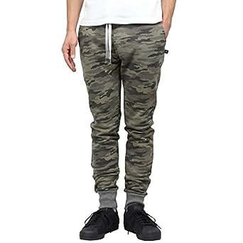 (スイートパンツ) SWEET PANTS スイートパンツ Slim Pants スウェットパンツ [CAMO] Lサイズ