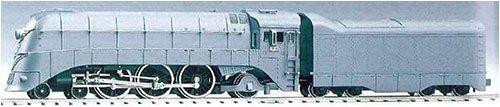 Nゲージ A8407 満鉄 パシナ981 増備車・ライトグレー