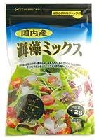 国内産海藻ミックス 12g×10個                                               JAN:4975041203528