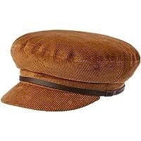 Will & Bear Unisex Baker Boy Corduroy Cap
