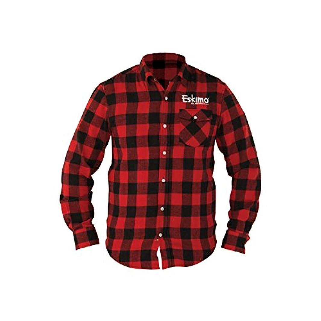 ネコ時制モニカEskimoアパレルPlaid 3 X L Yシャツ