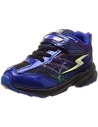 [超级明星] 运动鞋 上学穿 鞋 轻量 魔术鞋 宽幅 儿童 SS J886