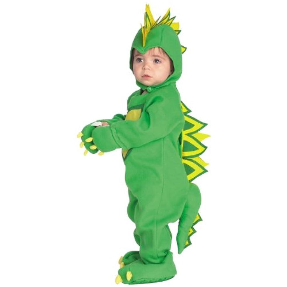 収まるレーダー牽引Baby Dragon Infant Costume 赤ちゃんドラゴンの幼児のコスチューム サイズ:6-12 Months