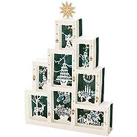 サンリオ クリスマスカード 洋風 立体 レーザーカット ボックスツリー S7195