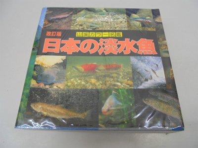 日本の淡水魚 (山渓カラー名鑑)の詳細を見る