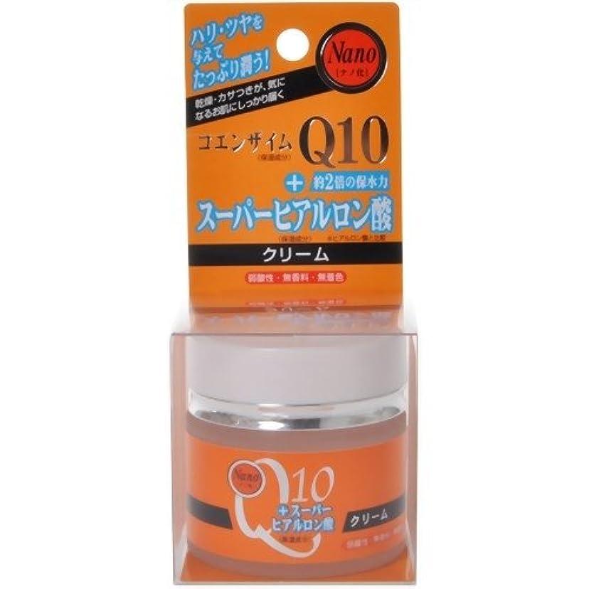 不可能な艶使用法HADARIKI ナノ化?コエンザイムQ10&スーパーヒアルロン酸クリーム 50g