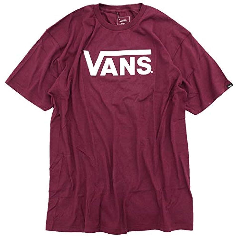 腐敗モバイル自伝[バンズ] VANS Tシャツ 半袖 メンズ クラシック [並行輸入品]