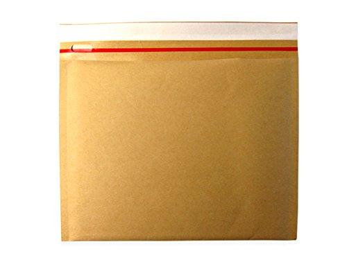 [해외]콘뽀스 400 장 얇은 쿠션 봉투 슬림 개봉 테이프 부착 얇은 수평 DVD 크래프트 색/Compos 400 sheets thin cushion envelope slim opening tape with thin horizontal type DVD craft color