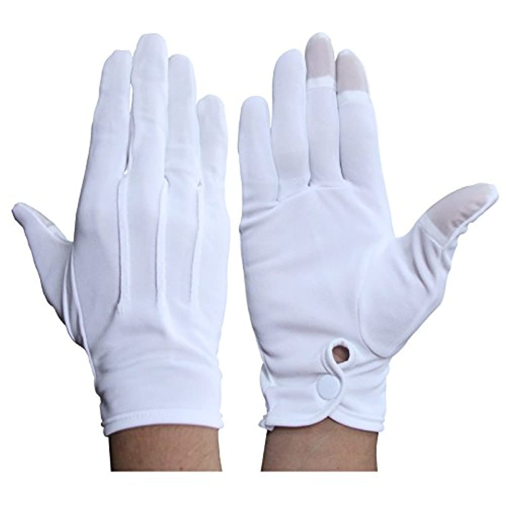 こねるサポートルーフウインセス 【スマホ対応 / タブレット対応 / 礼装用 フォーマル手袋】1双