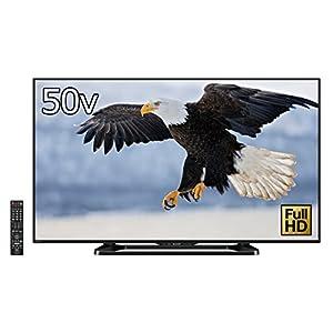シャープ 50V型 液晶 テレビ AQUOS LC-50W35 フルハイビジョン 液晶テレビ 外付HDD対応(裏番組録画) Wi-Fi内蔵