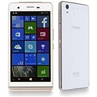 [LTE対応] ヤマダ電機オリジナルモデル Windows 10 Mobile SIMフリースマートフォン EveryPhone ホワイト
