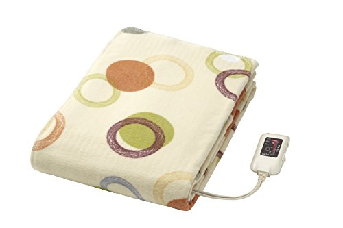 [해외]일제 전기면 괘 담요 겸용 담요/Made in Japan Electric cotton blanket combined use blanket