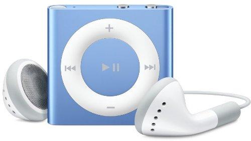 Apple iPod shuffle 2GB ブルー MC751J/A