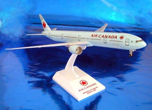 1: 200 スカイマークス Air Canada ボーイング 777-300ER with Landing Gear (並行輸入)