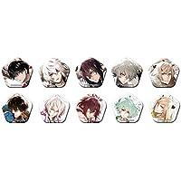 オトメイト 五角形缶バッジコレクション Collar×Malice vol.1 BOX