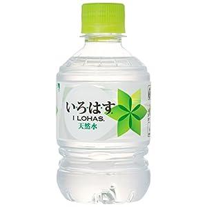 コカ・コーラ い・ろ・は・す 天然水 ペットボトル 285ml×24本