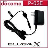 【ドコモ純正品】ELUGA X P-02E ワイヤレスチャージャー(P02)
