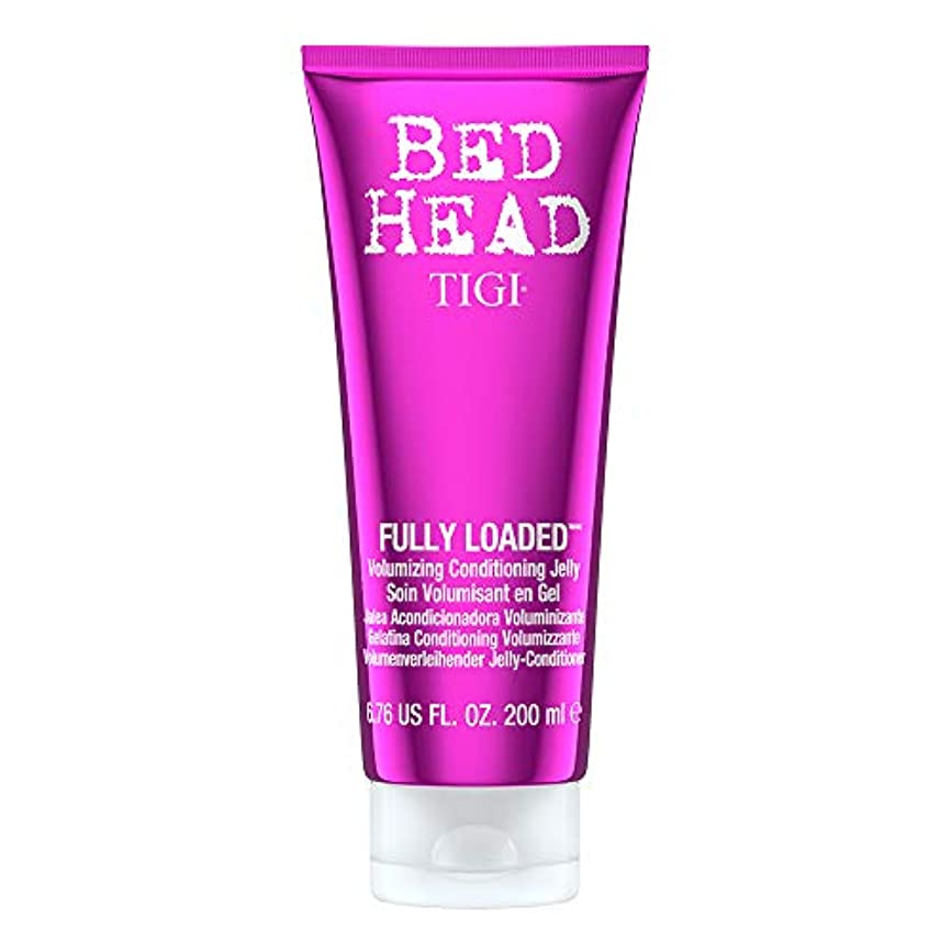 幸運ウェイド滅びるFully Loaded by TIGI Bed Head Massive Volume Conditioner 200ml by Bed Head