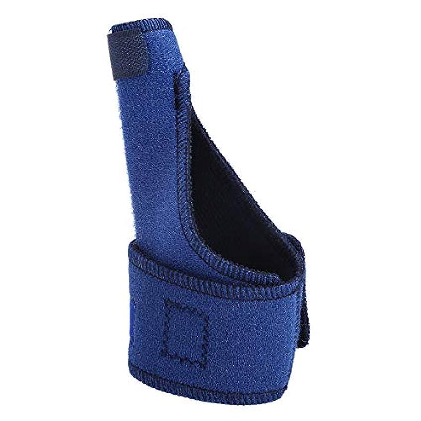 橋希少性乳親指アルミニウム副木ブレース、関節炎や軟組織の傷害ツール、右手と左手の使用を支援