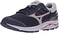 Mizuno レディース Wave Rider 21 GTX Women's Running Shoes カラー: グレー