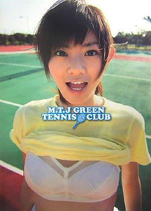M.T.J.GREEN TENNIS CLUB―佐藤里香写真集