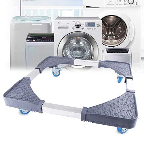 AIJCHU 洗濯機 冷蔵庫 置き台 引っ越し台車 キャスタ...
