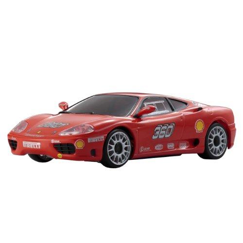 ミニッツレーサー MR-03W-RM BCS フェラーリ 360 チャレンジ